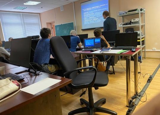 Учебный класс для подготовки специалистов